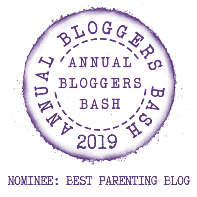 Annual Bloggers Bash Awards Nominee Best Parenting Blog