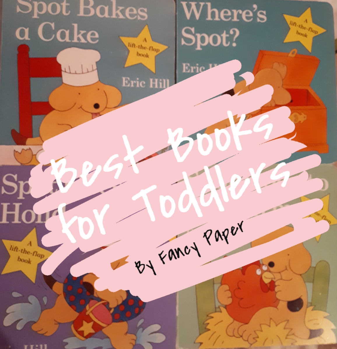 Best Books for Toddlers on World Book Day